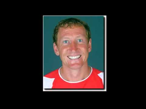 Ray Parlour telling stories