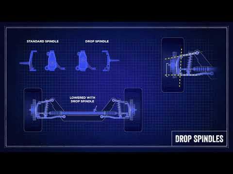Drop Spindles | Hot Rod Garage Tech Tips (Ep. 57)