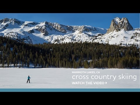 Intro to Cross Country Skiing in Mammoth Lakes
