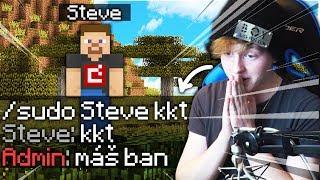 PÍŠEM ZA OSTATNÝCH ĽUDÍ - Najlepší Minecraft Trolling!!!