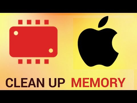 How to clean up memory and cache on iPhone and iPad