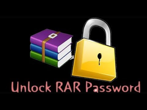 winrar password unlock easyly in urdu