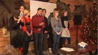 Spotkanie Wigilijne Gla We Wróblówce - 17.12.2009 R.