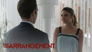 "Terence Tells Megan to Stop ""Bulls--ting"" Him | The Arrangement | E!"