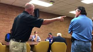 Vermilion parish school board special meeting