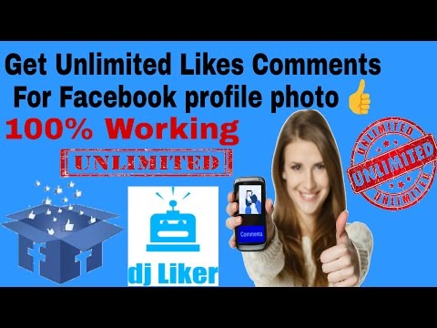 Get Unlimited Auto Like + Auto Comment 2017 On FACEBOOK Photos 100% Work Urdu Hindi