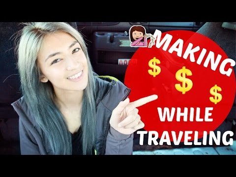 Living in a Car: TOP 10 Ways To Make Money While Traveling