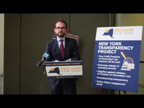 Reclaim NY lawsuit