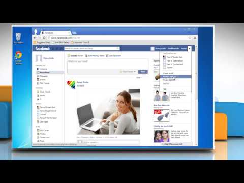 How to close  an active session on Facebook