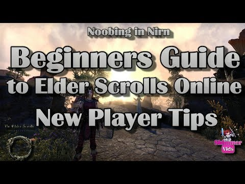 Noobing in Nirn: Beginners Guide to ESO - New Player Tips