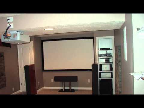 Marvelous Basements - St. Louis Basement Home Theater