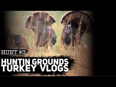 Opening Day Turkey Season Arkansas - Turkey VLOG #3  S9