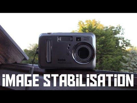 Optical vs digital image stabilisation (AKIO TV)