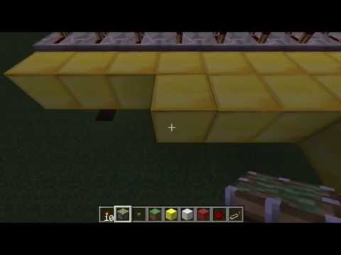 Minecraft- How to make a simple MINIGAME 1.12.2 (Rainbow runner) PART (1/2)