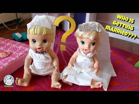 Baby Alive Royal Wedding Who is getting married?