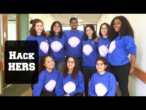 HackHERS at Rutgers University VLOG || College Vlog #9