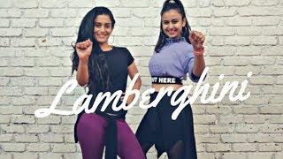 Lamberghini I The Doorbeen Ft Ragini I Team Naach Choreography
