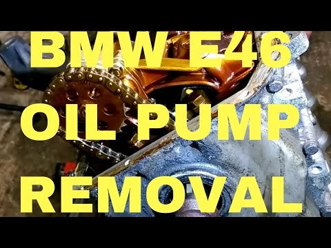 M5 high oil pump testing - Series 60 Oil Pump