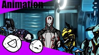 Trade Chat In A Nutshell | Tech Inc Warframe Animation