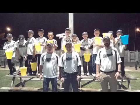 ALS Ice Bucket Challenge (Listowel Rookie Rep Minor Baseball Team)