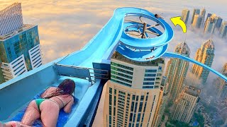 Most Extremely Dangerous Water Slides Around the World