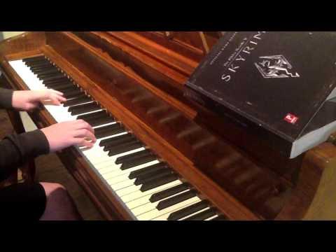 Dragonborn (Skyrim Main Theme) Piano Cover