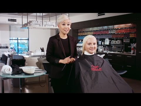 How to Create Silver Hair Color: Wella Professionals