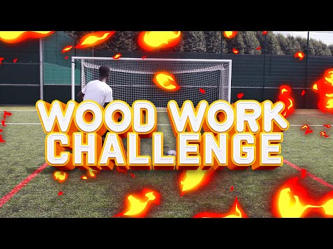 OMFG!!! MOST INSANE WOODWORK CHALLENGE EVER!!!
