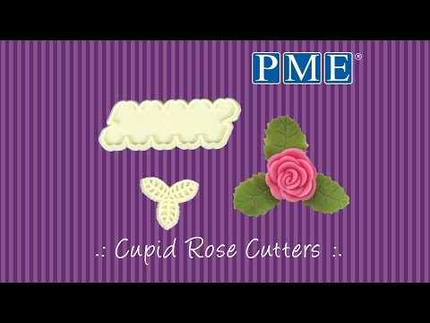 How to Use .: Cupid Rose Cutters (JEM)