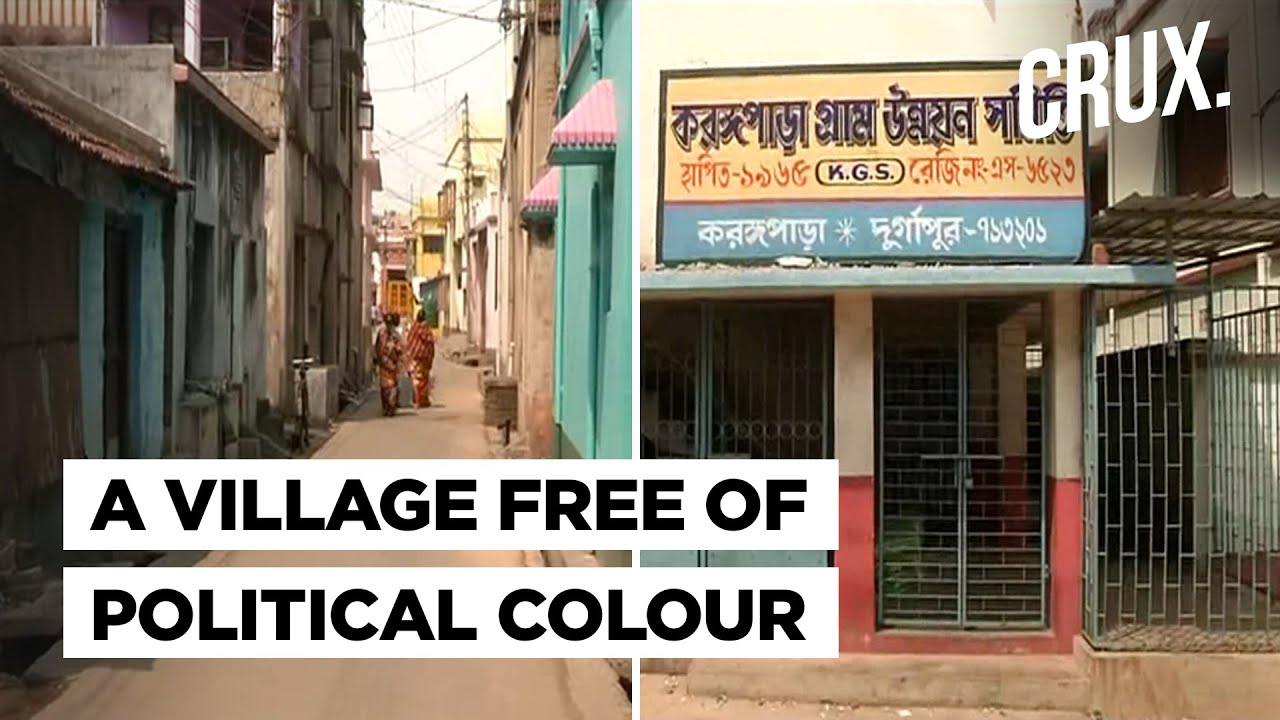 No Show Of Political Allegiance: The Secret Behind Harmony Of This Bengal Village