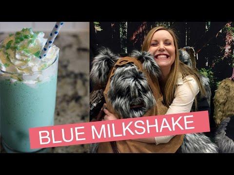 Star Wars Blue Milkshake Recipe | parejeda