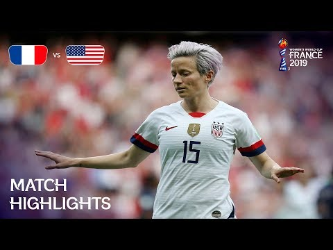 France v USA - FIFA Women's World Cup France 2019™