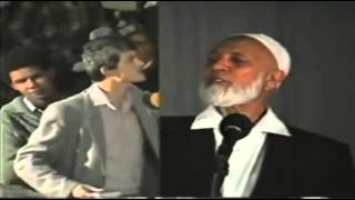 Sheikh Ahmed Deedat VS Question from A Christian