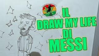 ILDRAW MY LIFE DI MESSI
