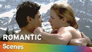 Rajeev Khandelwal Gauahar Khan & Gemma Atkinson Romantic Scene - Fever - Valentine Special