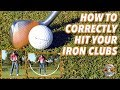 Download HOW TO CORRECTLY HIT YOUR IRON CLUBS MP3,3GP,MP4