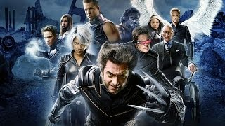 Download X-Men Films 90's Animated Theme With Sound FX Video
