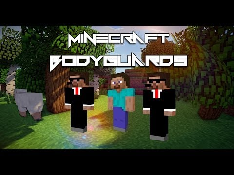 How To Make A Bodyguard In Minecraft (Citizens2 And Sentry)
