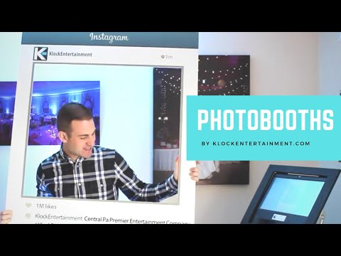 Hashtag Printer - Klock Entertainment