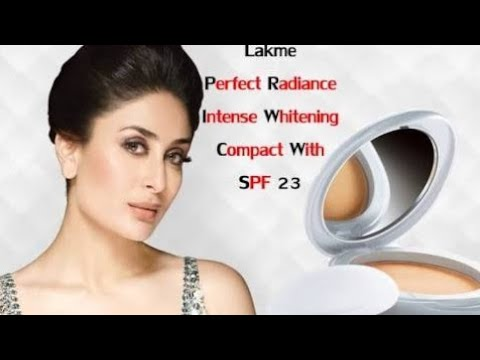 LAKME PERFECT RADIANCE COMPACT REVIEW IN HINDI