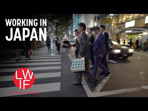 What it's Like Working In Japan |