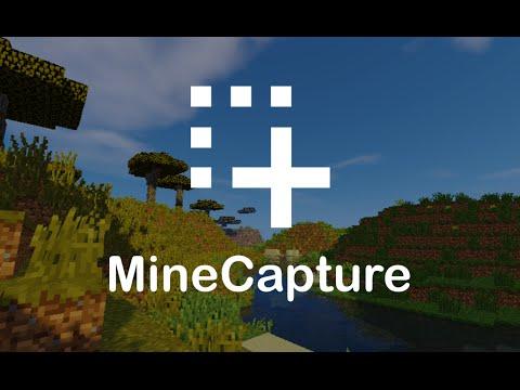 Minecraft MineCapture mod - Easy Minecraft screenshot sharing