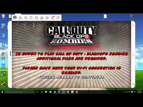 how to get call of duty world at war zombies on android free