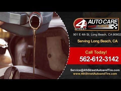 4th Street Auto and Tires | Long Beach CA Auto Repair