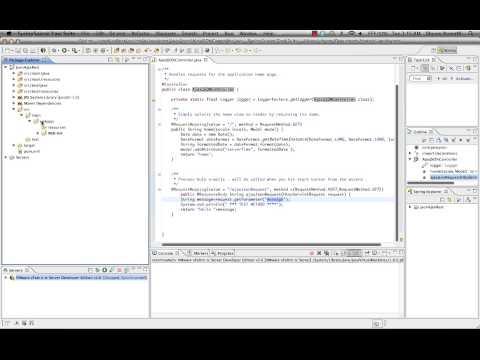 Java Spring Rest service ( jQuery - Ajax - JSON)