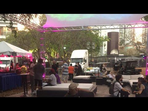 EVENT VLOG   ROLLING LOUD VIP 2017