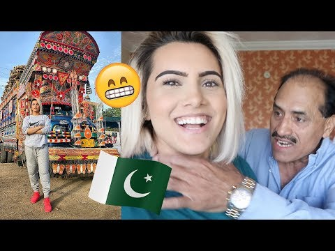VISITING PAKISTAN AFTER 15 YEARS! Part 1.