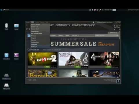 Improve Linux Gaming by Beta Participating on STEAM CLIENT