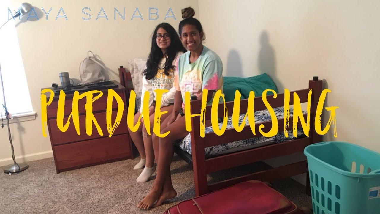 An Honest Review of Purdue: HOUSING