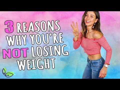 3 REASONS YOU'RE NOT LOSING WEIGHT! 🤷Rawvana